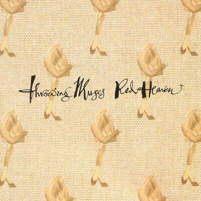 Throwing Muses - Red Heaven - Throwing Muses CD 12VG The Cheap Fast Free Post