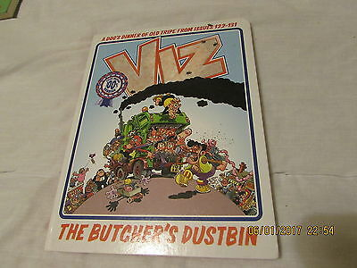 Viz - The  Butcher's  Dustbin    Very  Good  Condition