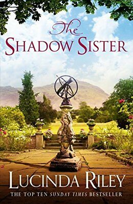The Shadow Sister (The Seven Sisters) by Lucinda Riley New Paperback Book