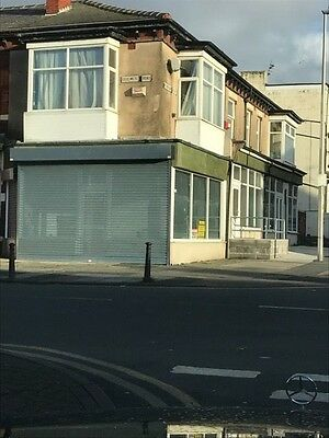 Property Investment Blackpool For Sale     Shop And Flat