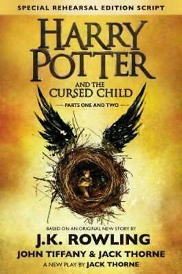 Harry Potter and the Cursed Child Parts One and Two (Special Rehearsal...