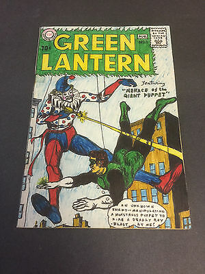 Green Lantern 1 Coverless ( Cover Reproduced Art)  Key Nice Pages