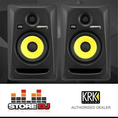 "KRK ROKIT RP5G3 5"" Studio Monitors (Pair)"