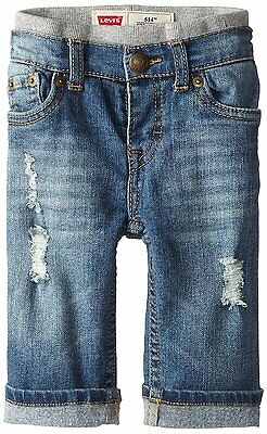 Levis Baby Boys Murphy Pull On  Jean, Vintage Sky, 18 Months