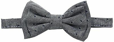 Mud Pie Baby Bow Tie Set, Chambray, One Size