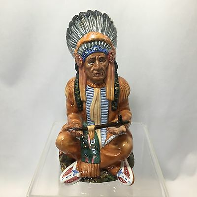 Royal Doulton Figurine The Chief HN2892 Mint Condition