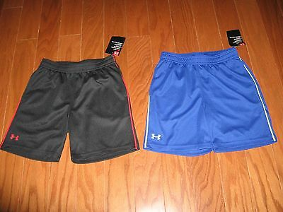 UNDER ARMOUR BOYS ATHLETIC Short SIZE 2T/3T/4T  NWT