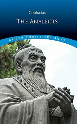 The Analects (Dover Thrift Editions) by Confucius Paperback Book The Cheap Fast