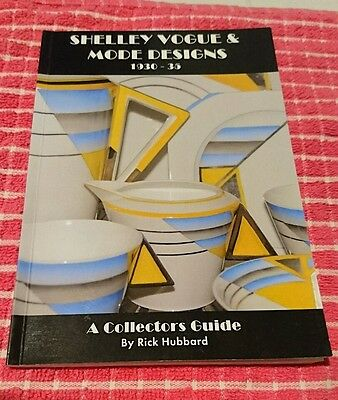 Shelley Vogue & Mode Designs - A Collectors Guide
