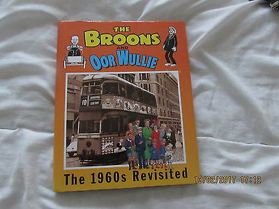 BROONS & OOR WULLIE - THE 1960s  REVISITED   D/J VERY GOOD FOR AGE