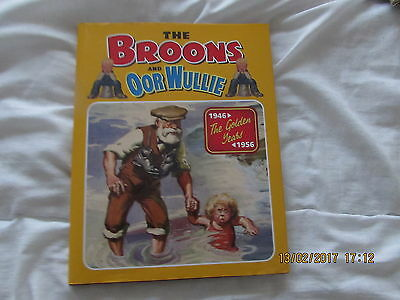 Broons & Oor Wullie - The  Golden  Years  1946 - 1956  D/j Very Good For Age