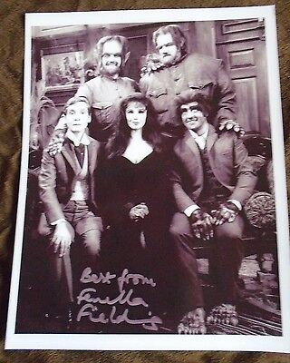 Carry on Screaming A4 Print Signed by Fenella Fielding