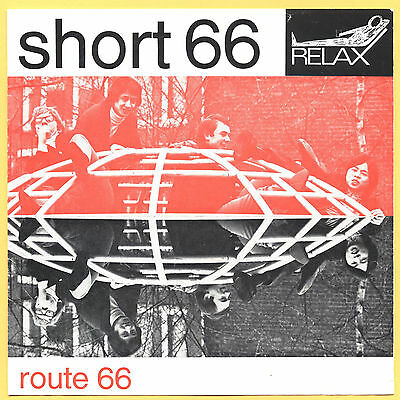 SOLO COPERTINA - COVER ONLY - SHORT 66 - Route 66 - I don't know why - HOL EX