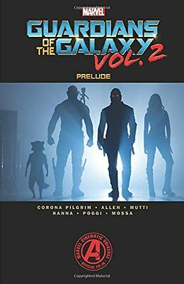 Marvel's Guardians of the Galaxy Vol. 2 Prel by Marvel Comics New Paperback Book