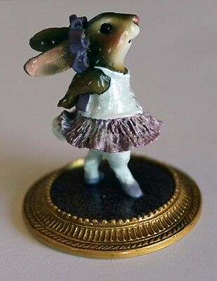 Wee Forest Folk Limited Rabbit Dancer MU-1