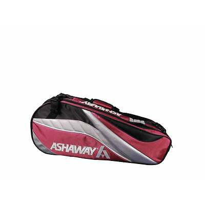 Ashaway Double Thermo Racket Bag (Red Or Blue)