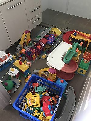 Bulk Lot Fisher Price Little People Toys