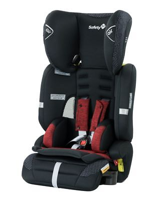 Safety 1st Prime AP Convertible Booster Seat (Red Marle)