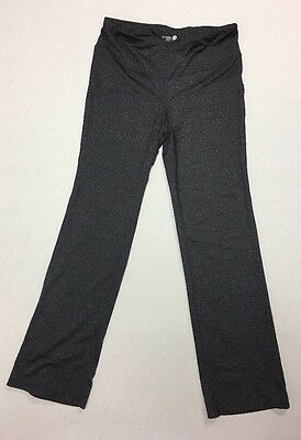 Old Navy Gray Compression Pants Women Bootcut New NWOT L Large Athletic
