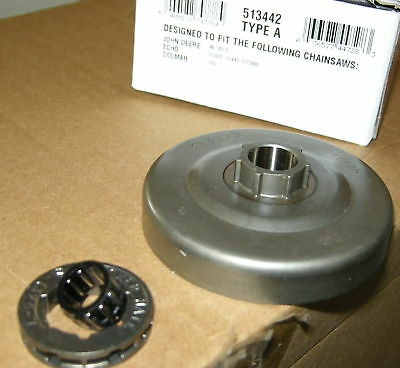 "Echo CS 3700 3900 4400 520 510 John Deere 45 Sprocket 325"" New 513442 #1"
