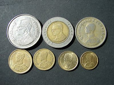 Lot of 7 coins !!