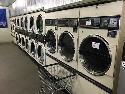 Speed Queen 30 Lbs Commercial  Dryers coin op dryers great workers