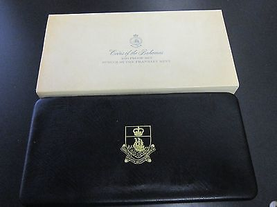 1970 Coins Of The Bahamas Proof Coin Set