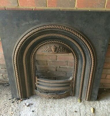 Vintage Iron Fire Surround