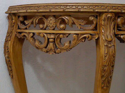 Fabulous Antique French Louis XV Console Table