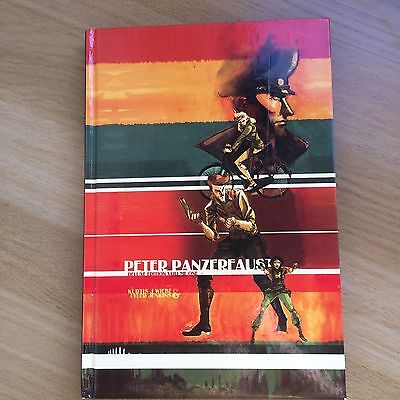 Peter Panzerfaust Deluxe Edition Volume 1 HC (Hardcover) by Kurtis J. Wiebe