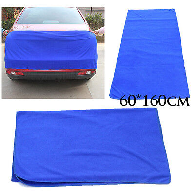 Extra Large Soft Microfibre 60cm X 90cm Car Drying Towel 480gsm Detailing Cloth Traveling Household Supplies & Cleaning