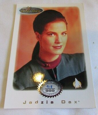 Star Trek Women Of Star Trek In Motion Archive Collection AC 8 Lt Com Jadzia Dax