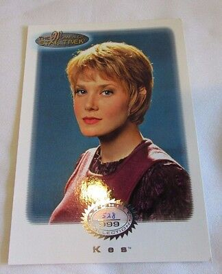 Star Trek Women Of Star Trek In Motion Archive Collection AC 9 Kes