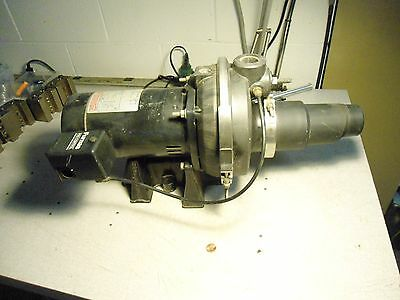 A.O. Smith Corp. Pump Motor C48J2EC11