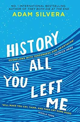 History Is All You Left Me: A Zoella Book Club 2017 novel by Silvera, Adam Book