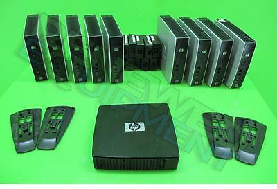 HP t5540 Thin Client HSTNC-004-TC with Power Adapters Lot of 10 #2