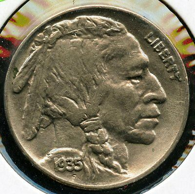1935 Buffalo Nickel - Philadelphia Mint - KB594