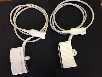 Acuson 4V1 Ultrasound Probe, Lot of 2
