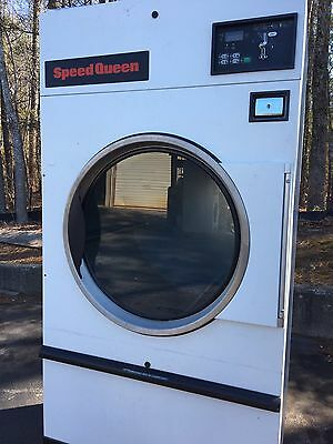 Speed Queen Large Capacity Dryer For Coin Laundry Laundromat