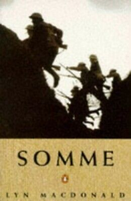 Somme by MacDonald, Lyn Paperback Book The Cheap Fast Free Post