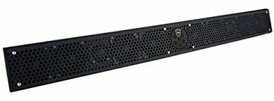 Wet Sounds STEALTH-10 ULTRA - Black 10 Speaker All-in-One Bluetooth Soundbar