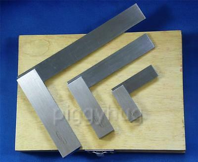 """iGaging precision engineer/ machinist squares 2"""", 4"""", 6"""" (set of 3) right angle"""
