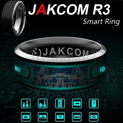 New 2017 JAKCOM R3 NFC Magic Wear Smart Ring For Android IOS Windows iPhone