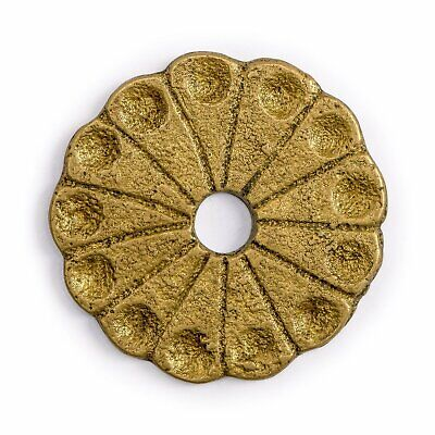 "Chrysanthemum Washers 1-1/8"" - Set of 10"
