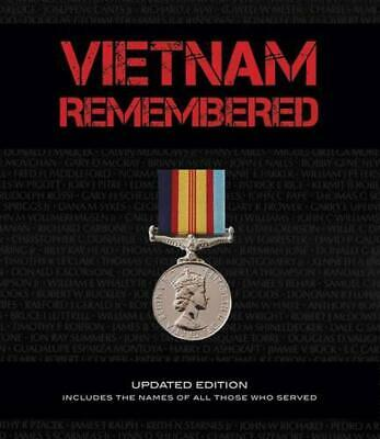 Vietnam Remembered by Gregory Pemberton Hardcover Book Free Shipping!