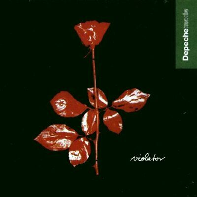 Depeche Mode - Violator - Depeche Mode CD AFVG The Cheap Fast Free Post The