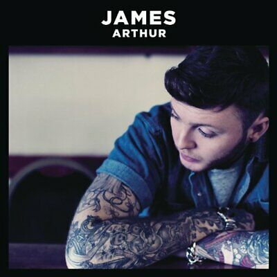 James Arthur (Deluxe) -  CD KEVG The Cheap Fast Free Post