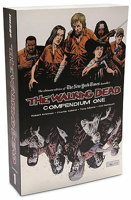 THE WALKING DEAD COMPENDIUM ONE - GRAPHIC NOVEL - Paperback