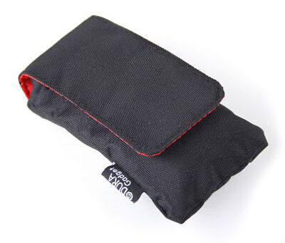 Black Cushioned SmartWatch Case / Pouch For Tommy Hilfiger TH24/7You Smartwatch