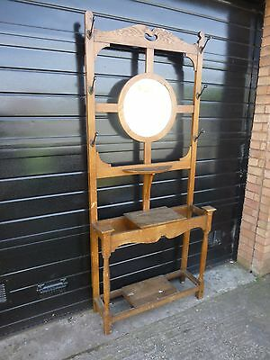 Antique Coat/Hat/Stick Hall Stand